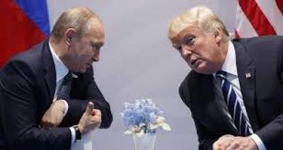 Trump discusses North Korea situation with Putin: White House