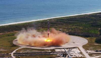 SpaceX launches recycled rocket and spaceship