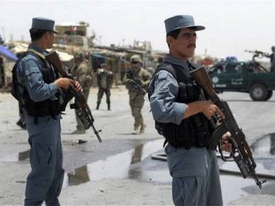 11 killed in attack on Afghan police