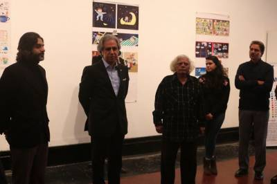 NCA exhibits Czech artists' work