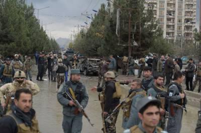 Militants storm intelligence training center in Kabul