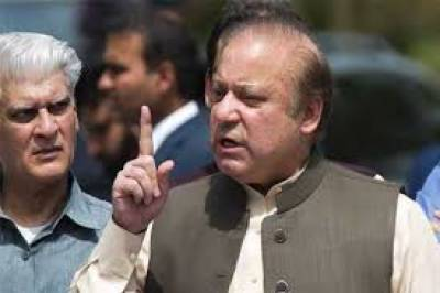 Nawaz Sharif lashes out at 'dual standards' of justice after court appearance
