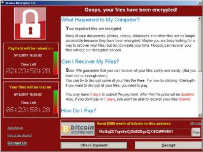 U.S. blames North Korea for 'WannaCry' cyber attack