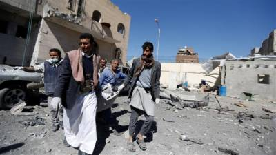 Over 130 civilians killed in 11 days in airstrikes in Yemen: UN