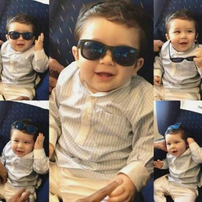 Adorable pictures of Taimur as he turns 1