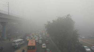Heavy fog covers south Punjab, upper Sindh