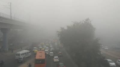 Heavy fog covers south Punjab, upper Sindh