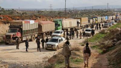 More than 15 die waiting for evacuation in besieged Syrian town