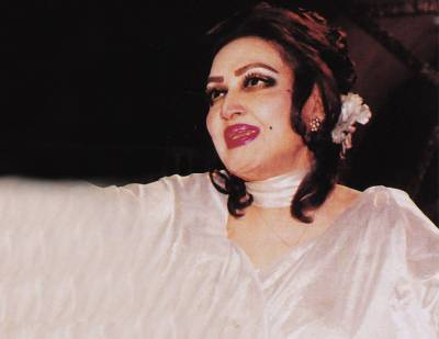 Legendary Noor Jehan 17th death anniversary today