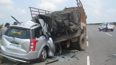 Ten of same family lost their lives in road mishap