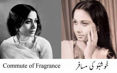Parveen Shakir's 23rd death anniversary being observed today