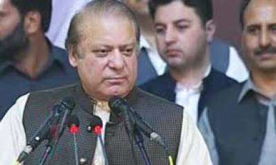 PML-N will have historic win in next elections: Nawaz Sharif