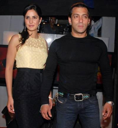 Look! Salman Khan's celebrates 52nd birthday with Katrina Kaif only