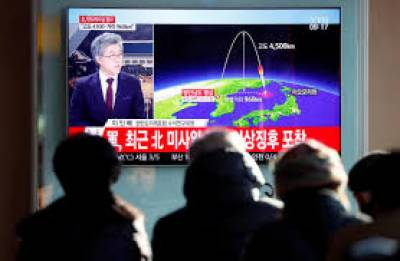 U.S. sanctions North Korean missile experts, Russia offers to mediate