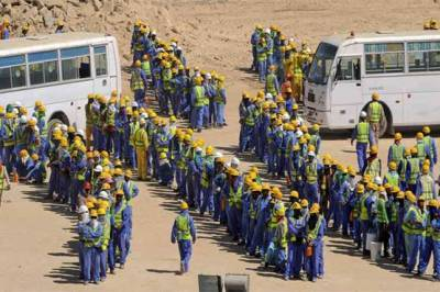 Qatar requires 0.1 mln skilled workers from Pakistan for FIFA World Cup preparations: Qatari Ambassa