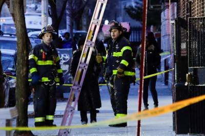 Kid playing with stove caused deadly New York fire, officials say