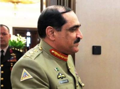 General Khalid Shameem (R) passes away in road accident