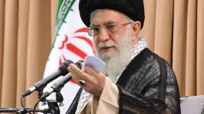 Iran's Khamenei says enemies have stirred unrest in country