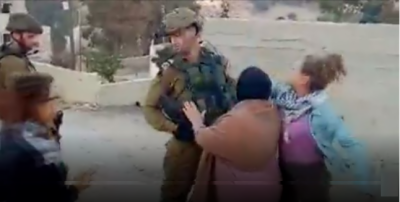 Israeli court charges Palestinian girl who slapped Israeli soldier