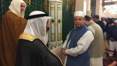 Nawaz, Shehbaz meet Saudi crown prince Mohammad Bin Salman