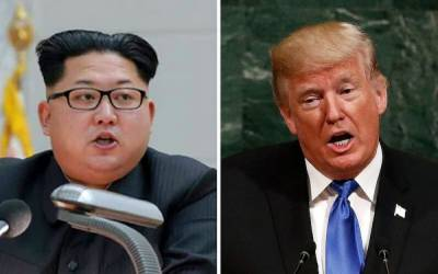 US nuclear button 'bigger' than North Korea's: Trump