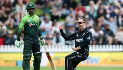 First ODI: New Zealand beat Pakistan by 61 runs on DLS method