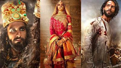 Controversial film 'Padmavati' to release on January 25