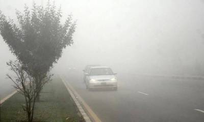 PMD predicts cold, dry weather in parts of country