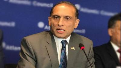 US is blaming Pakistan for its failures in Afghanistan: Aizaz Chaudhry