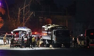 Quetta's Zarghoon Road blast: Death toll reaches 7