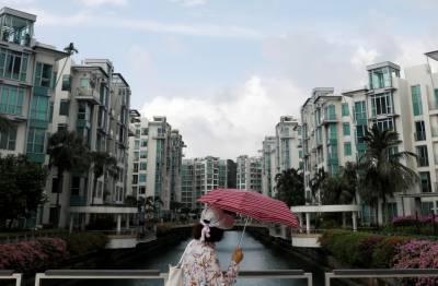 Singapore property seen on path to recovery after prolonged slump