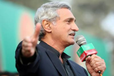 Disqualification verdict: Jahangir Tareen files review petition