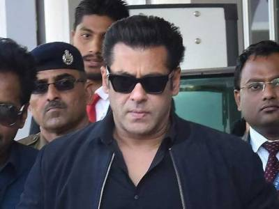 Salman Khan receives death threat from Gangster