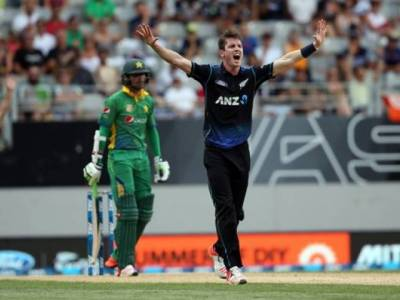 3rd ODI: New Zealand beat Pakistan by 183 runs