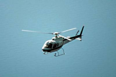 Helicopter with 7 on board goes missing