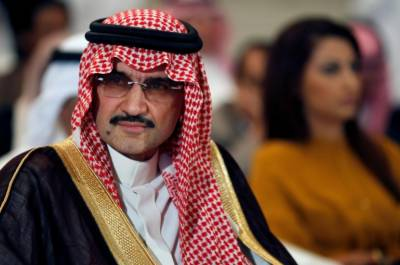 Saudi Prince Alwaleed in settlement talks with government