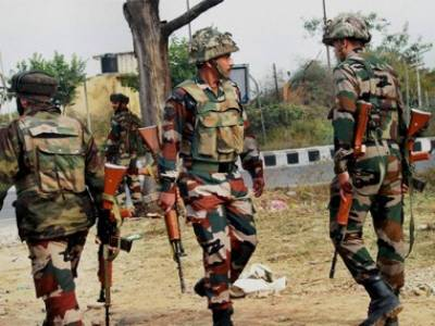 Indian troops martyr 5 Kashmiri youth in Baramulla