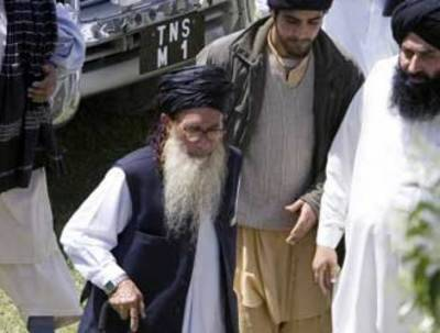 Swat cleric Sufi Muhammad freed after 8-year in jail