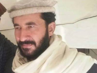 TTP-JuA spokesperson Asad Mansoor surrenders to security forces