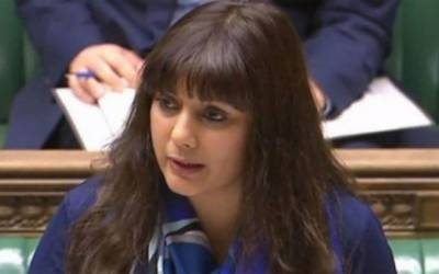 Britain appoints first Muslim female minister Nusrat Ghani