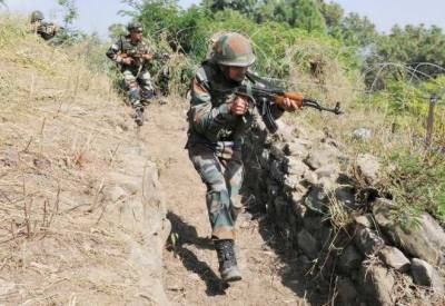 Indian forces open fire at Shakargarh Sector