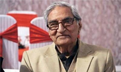 Writer of 'Sona Chandi', Munnu Bhai passes away