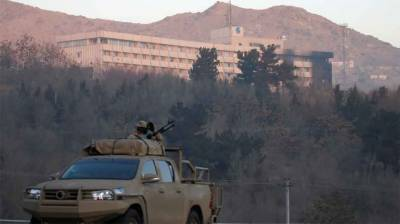 Kabul Hotel attack: Death toll rises to 30