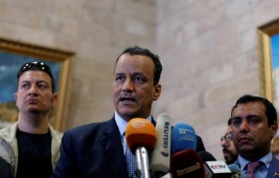 UN Yemen mediator to step down next month: UN spokesman