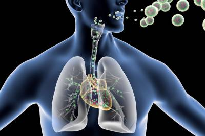 Nanoparticle spray can prevent heart damage