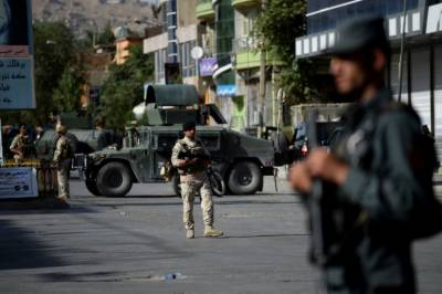 40 dead, 110 wounded in Kabul blast: officials