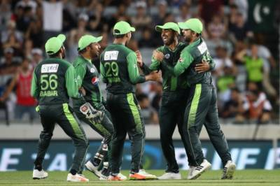 3rd T20: Pakistan defeat New Zealand by 18 runs to grab series