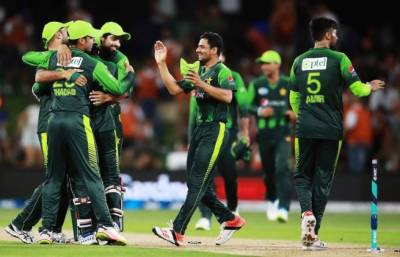 Pakistan top T20 ranking after beating New Zealand in T20 series