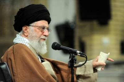 Iranian opposition cleric accuses Khamenei of abuse of power