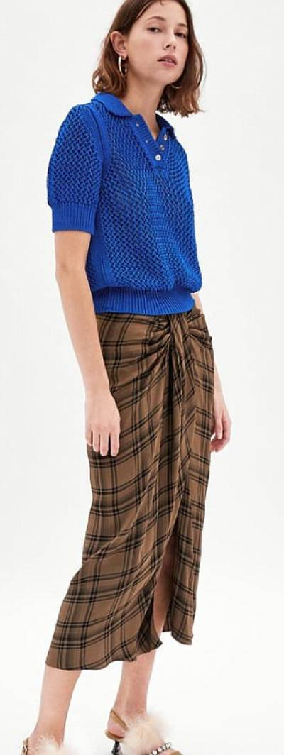 'Zara' trolled for selling 'lungi/ dhoti' for £69.99 with mini skirt label